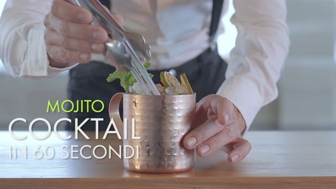 Cocktail in 60 secondi: mojito