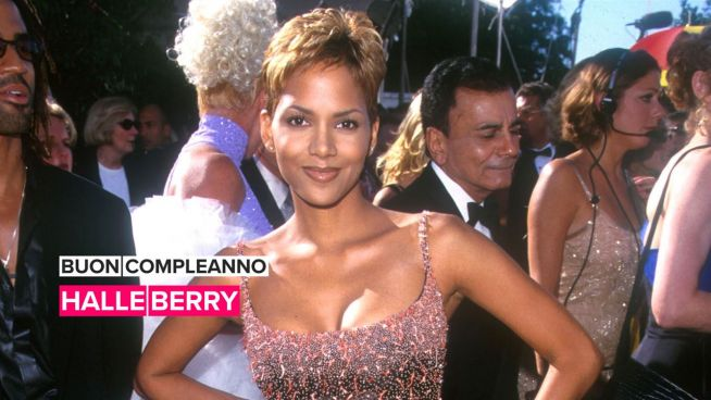 Buon Compleanno Halle Berry