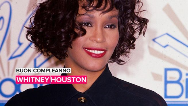 Buon compleanno, Whitney Houston!