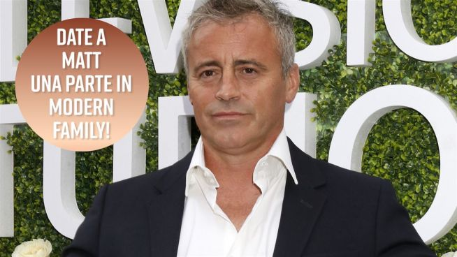 Che ne direste di Matt LeBlanc in Modern Family?