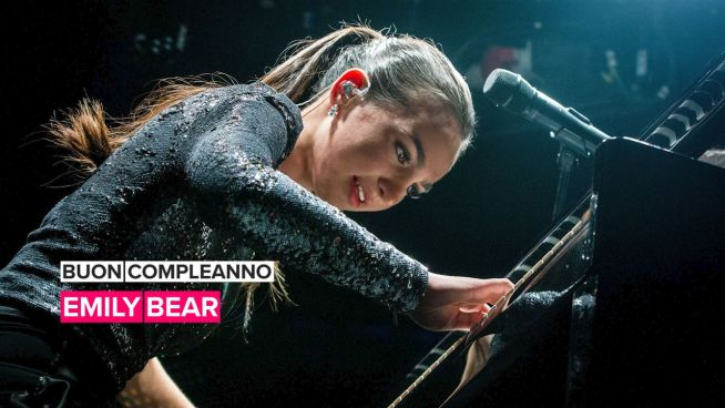 Buon Compleanno Emily Bears